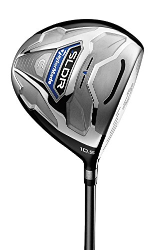 TaylorMade Men's SLDR C Class Driver, Right Hand, Graphite, Stiff, 10.5 Degree (Golf Drivers For Men)