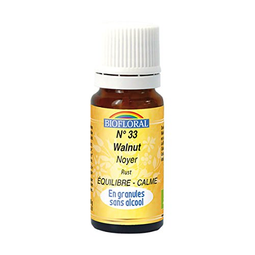 Biofloral Fleurs de Bach Noyer Granulé s 10 g wz-3760029845330