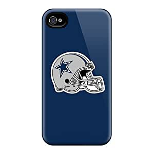 Iphone 6 Plus Dallas Cowboys Print High Quality Tpu Gel Frame Cases Covers