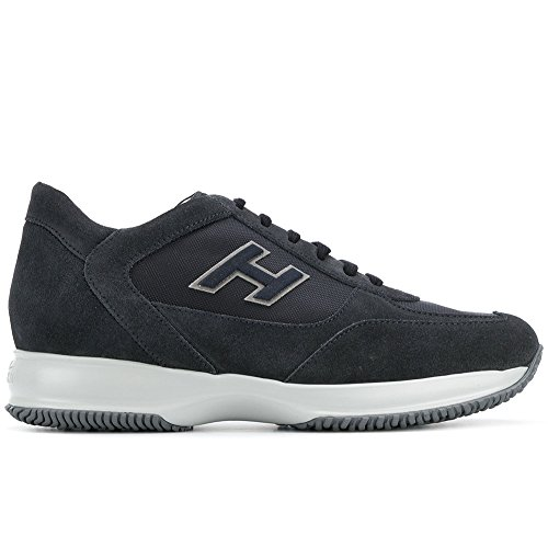 Hogan Mannen Sneaker Blue Denim Blue