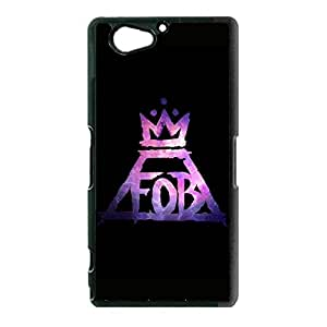 Hot Design Fall Out Boy Phone Case Cover For Sony Xperia Z2 Compact/Z2 mini FOB Luxury Pattern