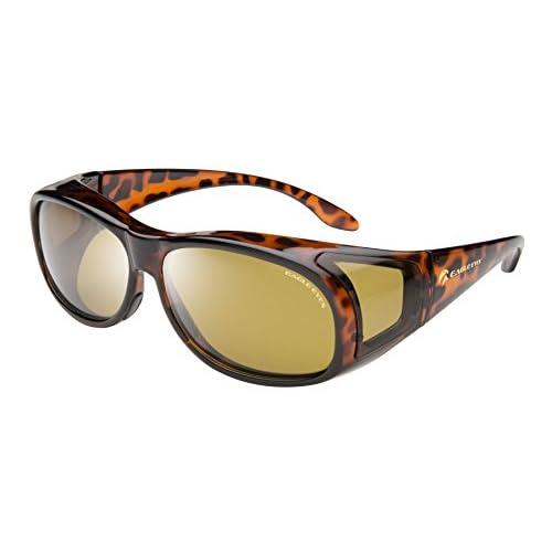 efc213463e1 high-quality Eagle Eyes FitOns Polarized Sunglasses - Tortoise Shell Small
