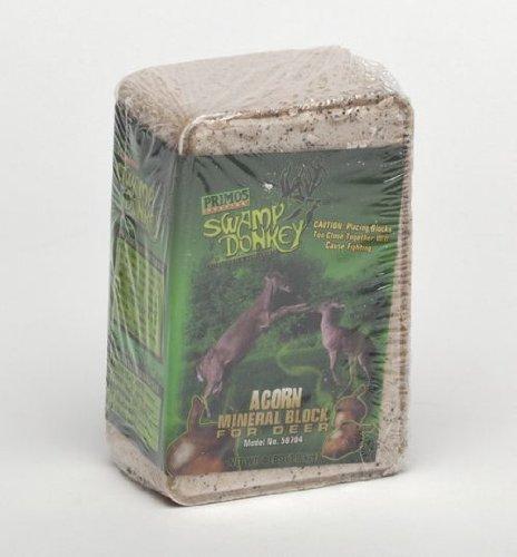 Primos 4 Lb. Deer Lick Block - Sweet Acorn (Acorn Block)