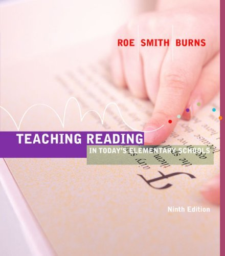 Download Teaching Reading in Todays Elementary Schools 9th ed PDF