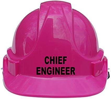 Ingeniero Jefe niños, niños original casco de protección ...
