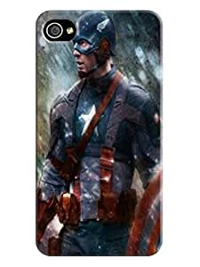 New Style Hot Sale fashionable Design TPU Hard Case Fit for iphone 4/4s