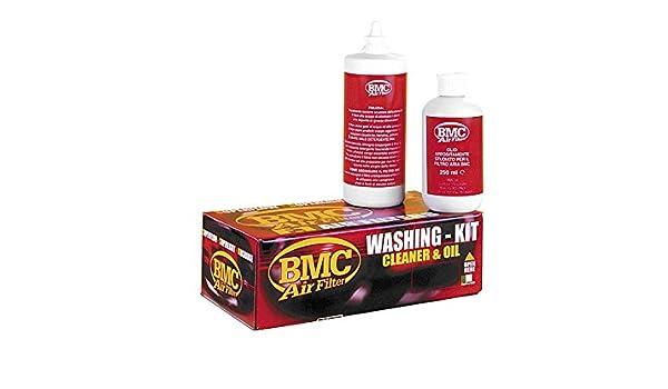Kit de mantenimiento, filtro de aire BMC – Limpiador + aceite ...