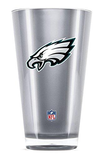 NFL Philadelphia Eagles 20oz Insulated Acrylic Tumbler Crystal Philadelphia Eagles Football