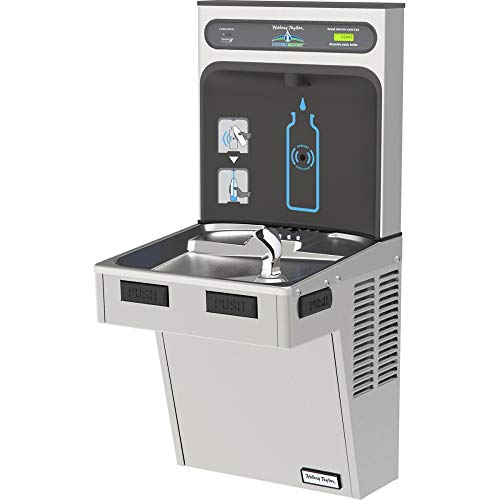 Halsey Taylor HTHB-HACG8SS-WF Filtered Bottle Filler with water cooler