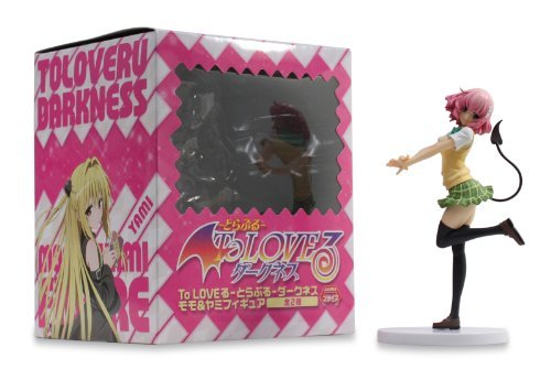 Furyu To Love Ru Darkness School Uniform Figure   6 5  Momo