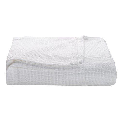 Sonoma Goods For Life Everyday Cotton Blanket (Full/Queen, White) by Sonoma