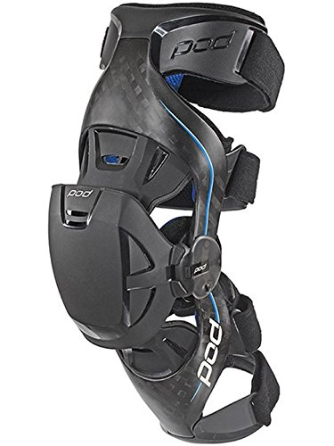 Prodigy Services Unisex-Adult K8 Knee Brace (Carbon/Blue,...