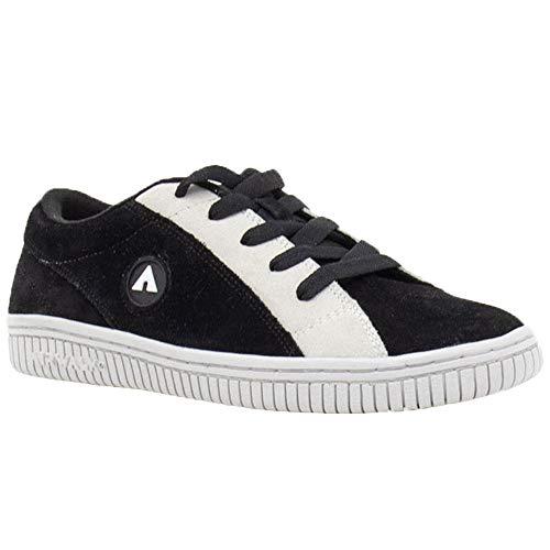 Airwalk Mens Random Casual Sneakers, Black, 7.5 (Sneakers Airwalk)