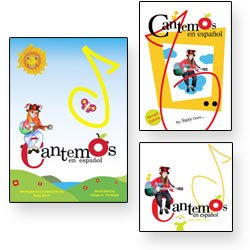 The Gift of Spanish Volume I - Cantemos en Español by Cantemos Set Level 1 (Image #2)