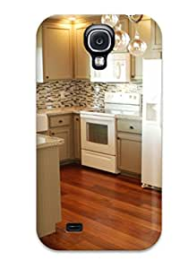 New Diy Design White Kitchen With Zebra Print Accents For Galaxy S4 Cases Comfortable For Lovers And Friends For Christmas Gifts