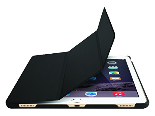 - Macally Slim Foldable Protective Case Cover & Dual Positional Stand for Apple iPad Pro (BSTANDPROB)