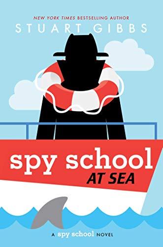 Book Cover: Spy School at Sea