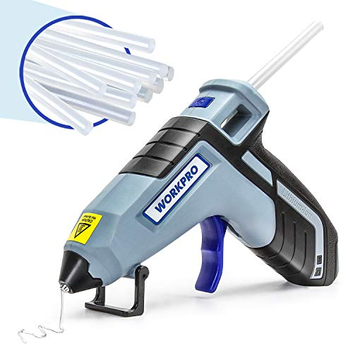 WORKPRO Cordless Hot Glue