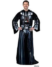 Being Darth Vader Adult Soft Throw Blanket with Sleeves