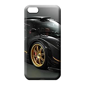 iphone 5 5s Durability PC Hd mobile phone case Pagani car logo super