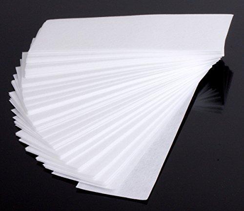 Jovana 300 Pcs Professional Armpit Leg Hair Removal Wax Paper Depilatory Nonwoven Epilator