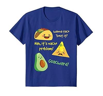 Wanna Taco Bout It, Nacho Problem! Funny Avocado T-Shirt