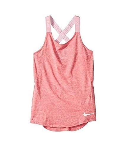 Nike Elstka Dry Camiseta de Tirantes, Niñ as Niñas