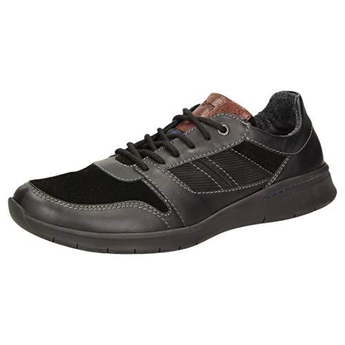 Sioux Herren Sneaker Heimito-702-XL Schwarz