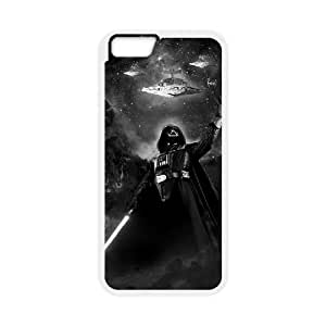 iPhone 6 4.7 Inch Case White Star Wars Darth Vader Cell Phone Case Cover V3T6GM