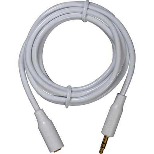 6 Foot 3.5mm Headphone Extension Cord (AH735R) (Stores In Eugene Or)