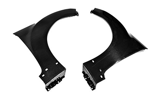 Carbon Fiber For Hyundai Veloster All Model OEM Style Right and Left Front Fender Replace Body Exterior Kits Pair
