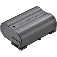 Nikon EN-EL15a Rechargeable Li-ion Battery, Black (EN-EL15a)