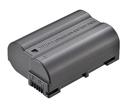 Nikon EN-EL15a Rechargeable Li-ion Battery <span at amazon