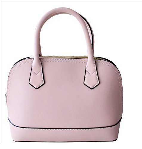 Satchel Handbag | Top Handle | Zipper Closure ()