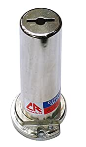 CILINDRO A POMPA CR 70 mm ricambio per SERRATURA DI SICUREZZA CR