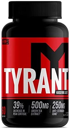 MTS Nutrition Tyrant   Hardening Agent   Cortisol and Estrogen Control