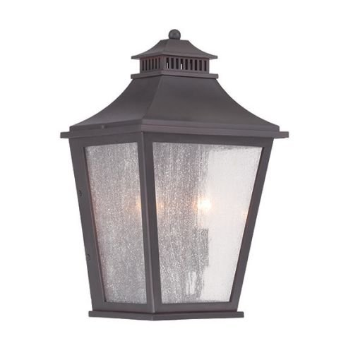 Acclaim 32013ORB The Chapel Hill Collection 2-Light Wall Mounted Lantern, Oil Rubbed Bronze