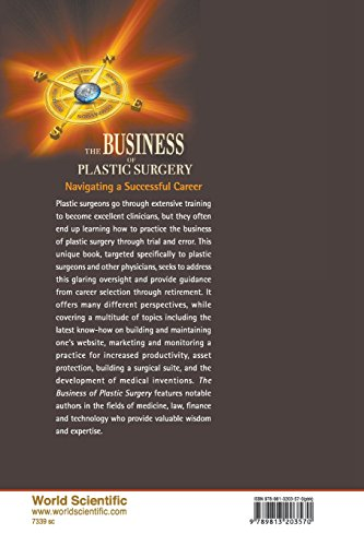 BUSINESS OF PLASTIC SURGERY, THE: NAVIGATING A SUCCESSFUL CAREER