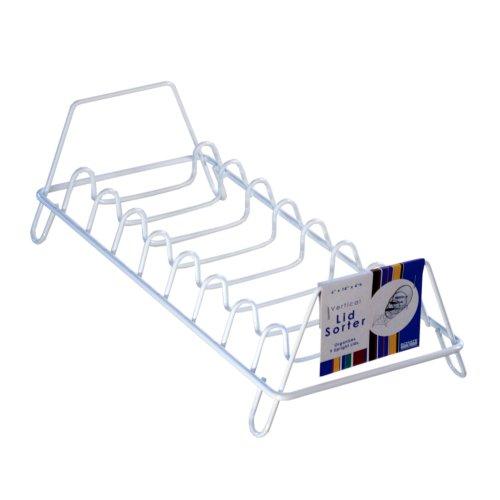 over the door pot lid rack - 7