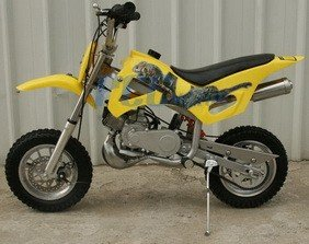mini dirt bike 49cc - 2