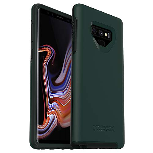 - OtterBox SYMMETRY SERIES Case for Samsung Galaxy Note9 - Retail Packaging - IVY MEADOW (TREKKING GREEN/SCARAB)
