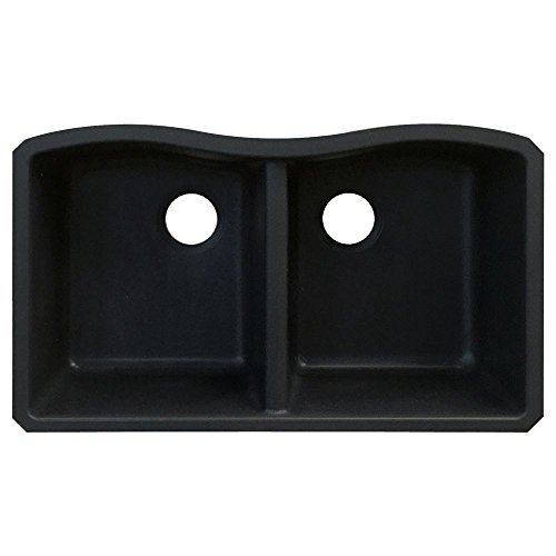 19 Double Equal Kitchen Sink - 8