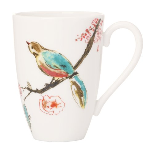 Breezes Bone China (Lenox Simply Fine Chirp Mug)