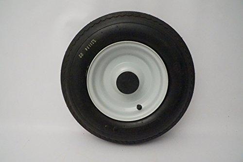 Martin Wheel 4.80//4.00-8 High Speed Trailer Log Splitter Tire Wheel Assembly DOT Approved 1