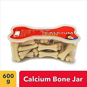 Drools Absolute Calcium Bone Jar, Dog Supplement – 40 Pieces (600gm)