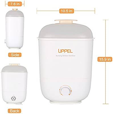 Amazon.com: Esterilizador a vapor y secadora Sanitizer ...