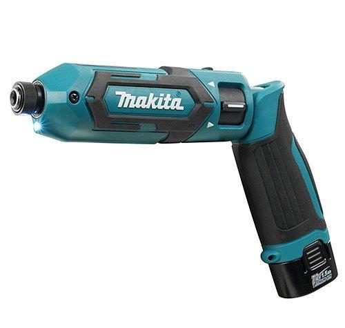Makita TD022DSE Visseuse à chocs sans fil 7,2 V Noir, Bleu