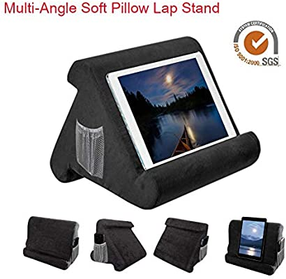 gaeruite Soporte Tablet, Multiángulo Soft Pillow Lap Stand ...