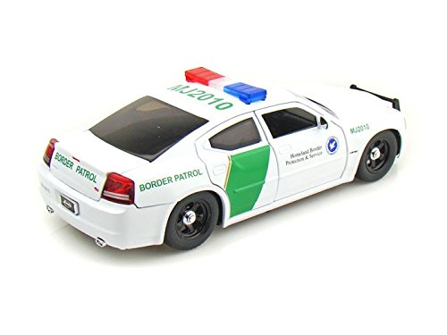 2006 Dodge Charger R/T Police 1/24 Border Patrol - Buy