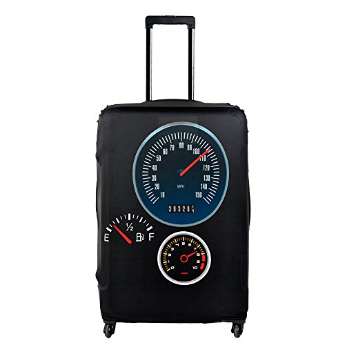 26-30-l-size-dash-board-travel-luggage-suitcase-trolley-case-protective-cover-black